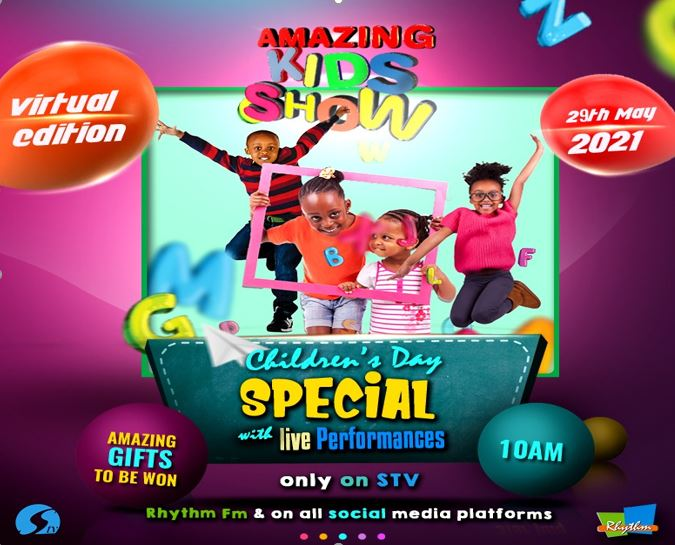 The Amazing Kids Show Special