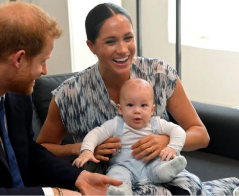 Royal Family Celebrates Archie As He Turns 2