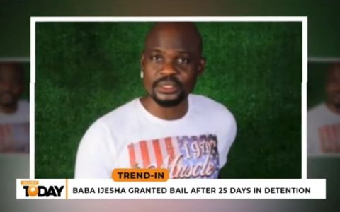 Baba Ijesha Granted Bail After 25 Days In Detention
