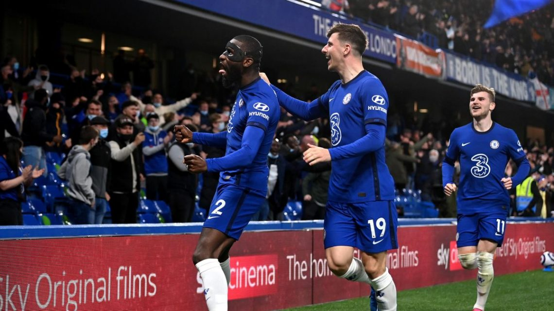 Chelsea Beat Leicester City 2-1