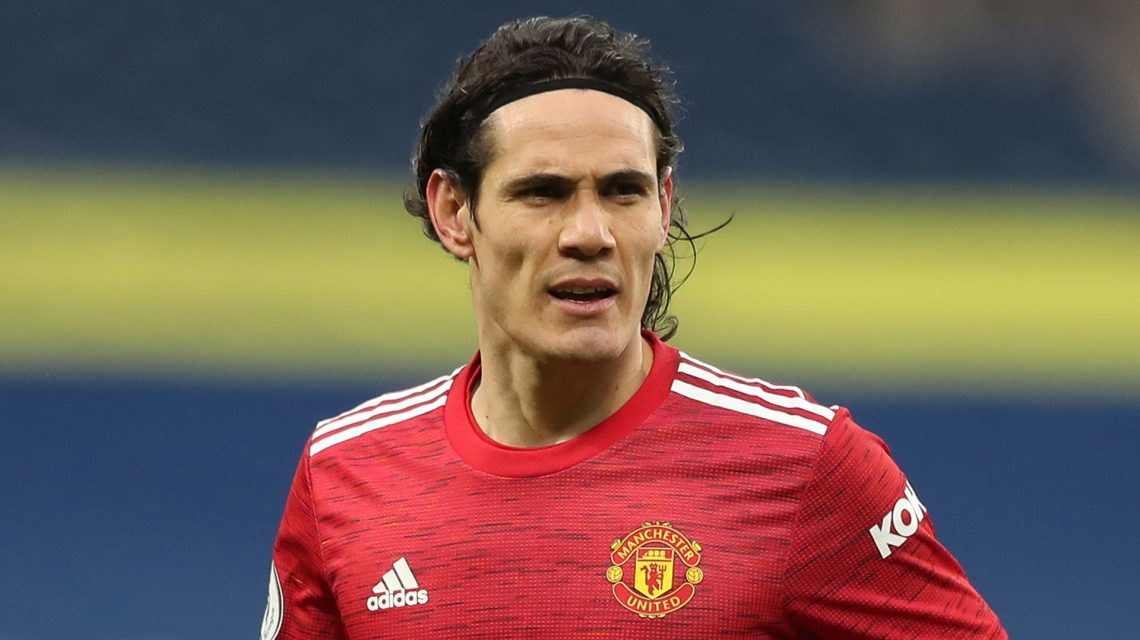 Edinson Cavani Signs Contract Extension At Manchester United
