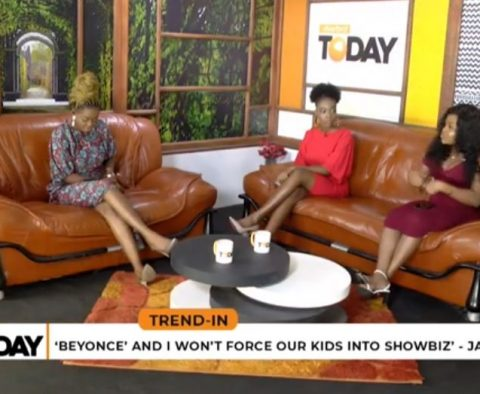 Beyonce And I Won't Force Our Kids Into Showbiz