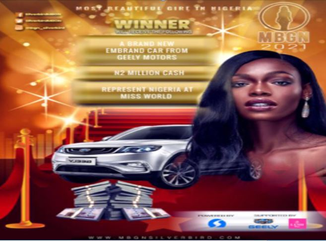 MBGN 2021: How To Register For The Contest