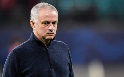 Mourinho Targets Two Spurs Players