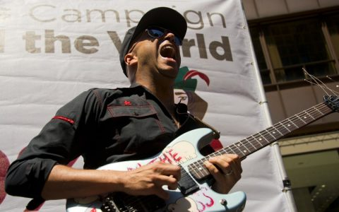 Musicians Sign Letter Supporting Palestinians