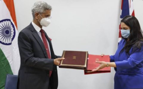 UK, India Sign Partnership Migration Deal