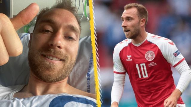 Christian Eriksen Is Recovering From Cardiac Arrest