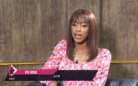 E-Weekly Meets With Efe Irele