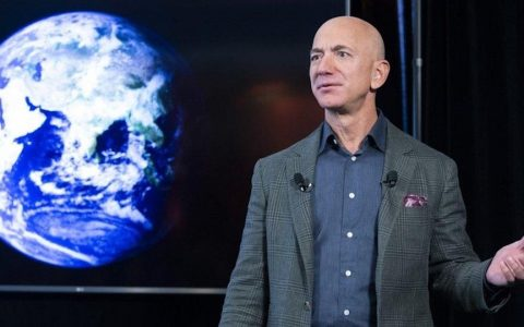 Jeff Bezos and Brother To Fly To Space