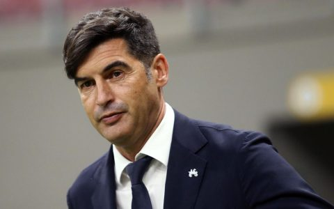 Paulo Fonseca May Be Appointed As Spurs Boss.