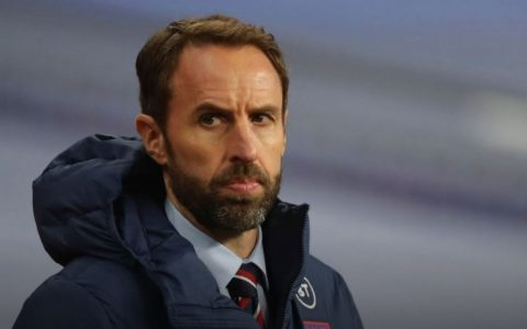 Southgate Releases Squad For Euro 2020