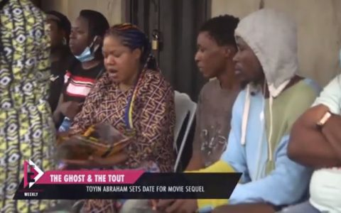 """Toyin Abraham Sets New Date For Movie """"The Ghost And The Tout"""""""